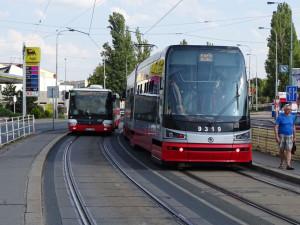 Na Zahradním Městě vznikne tramvajová smyčka. Bude stát 115 milionů