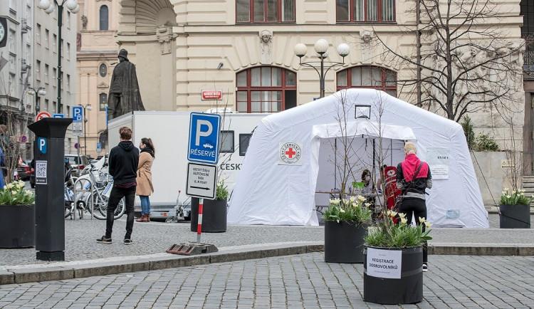 V Praze 1 a v Praze 6 přibudou dohromady tři nová místa na odběr koronaviru