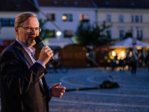Bohužel se ukazuje, že vláda týdny a měsíce nedělala nic, říká předseda ODS Petr Fiala