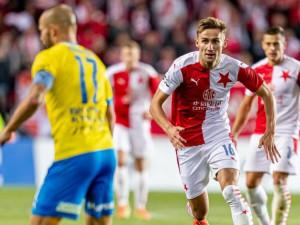 Do Edenu přišlo přes deset tisíc fanoušků. Slavia porazila Teplice 5:1