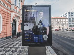 JCDecaux zahájila s Českou republikou arbitráž. Důvodem sporu je pronájem reklamních ploch
