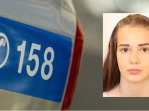 Policie pátrá po dívce, která utekla ze zahrady diagnostického ústavu. Neviděli jste ji?