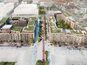 Začala výstavba Smíchov City, největšího projektu v moderních dějinách Prahy