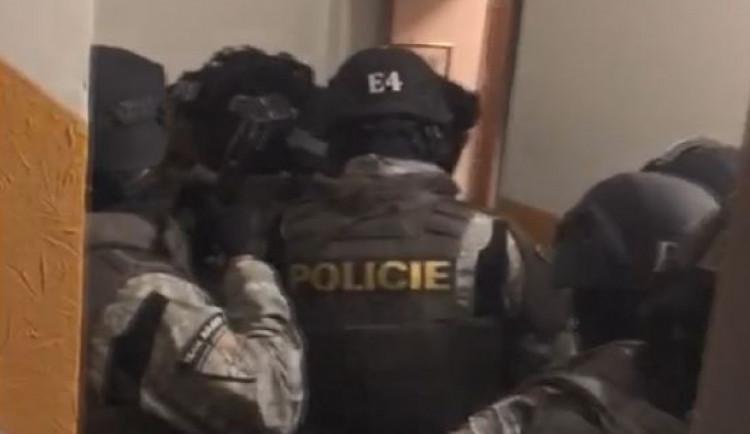 VIDEO: Střelba v Praze. Policisté vyšetřují pokuso vraždu