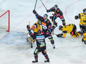 Sparta vyhrála před pauzou v Litvínově. Extraliga je přerušená