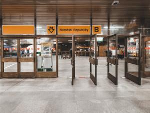 Signál je nově na dalších stanicích metra. V plánu je Náměstí Republiky nebo Opatov