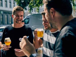 Pivo je krásná věc, která otevírá bránu do celého světa, říká Adam Matuška, spolumajitel a vrchní sládek pivovaru Matuška