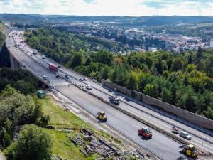 Před čtyřiceti lety byl otevřen poslední úsek dálnice D1 mezi Prahou a Brnem