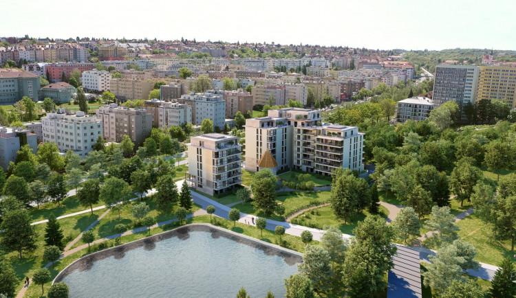 VIZUALIZACE: V Břevnově vyroste rezidenční projekt. Developeři získali praovomocné rozhodnutí