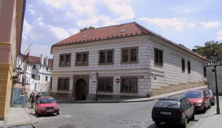 Dům pážat ožívá. Stane se základnou pro Muzeum paměti XX. století, které představí dvě nové výstavy