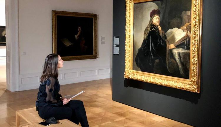 Národní galerie Praha přináší výstavu Rembrandt: Portrét člověka. Bude online