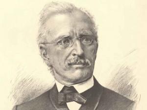 Karel Jaromír Erben, autor slavné Kytice a otec české folkloristiky, zemřel před 150 lety