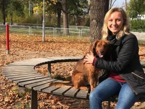 Praha psí: Bertík je vesnický pes, který se v Praze naučil mít rád lidi