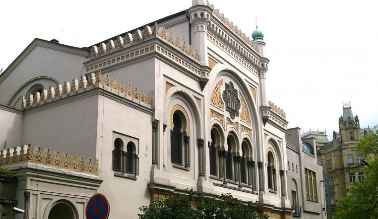 Po roce a půl trvající rekonstrukci se příští týden znovu otevře Španělská synagoga