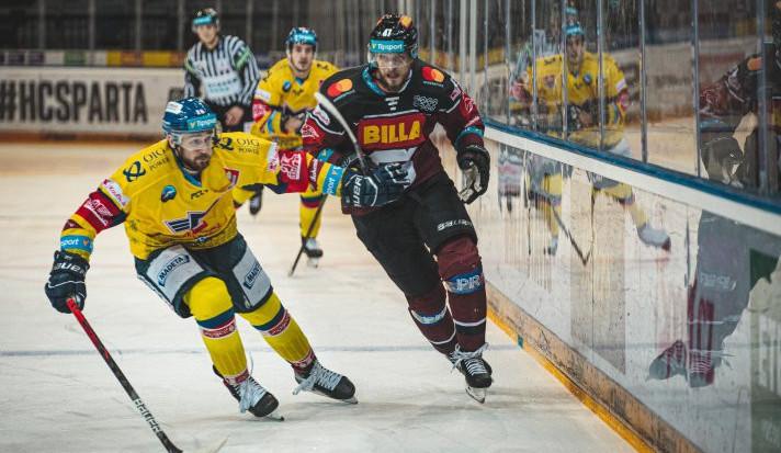 Sparta porazila poslední České Budějovice těsně 2:1 a je druhá