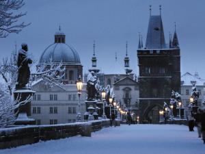 Čekají nás bílé Vánoce? Podívejte se, jaké počasí předpovídají meteorologové