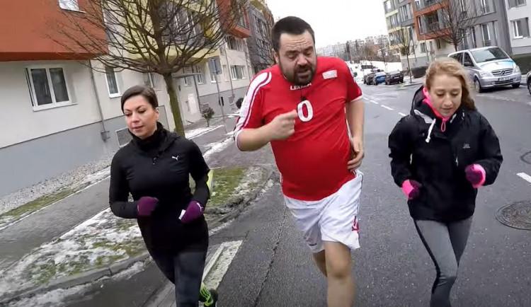 Běhání se stalo v COVIDovém roce fenoménem. Dokonce i Pavel Novotný to chce zkusit
