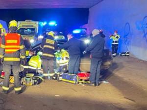 Při dopravních nehodách v roce 2020 přibylo v Praze obětí i těžce zraněných