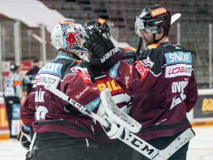 Salák v nájezdech vynuloval Pardubice. Sparta vyhrála 5:4