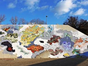 Praha 7 vyhlásila veřejnou soutěž na návrh muralu na Vltavské