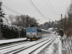 Mezi Prahou a Berounem je omezen provoz vlaků. Omezení bude trvat pět až šest týdnů