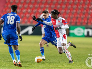 Slavia je silný tým, jsme víceméně spokojeni, řekl po bezbrankové remíze s Pražany trenér Leicesteru