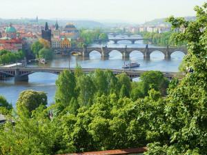 Praha patří mezi nejzelenější města světa. Je před Vídní, Berlínem i Londýnem
