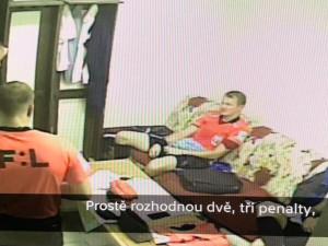"""""""Zlomte vaz... soupeři,"""" nabádal šéf Vyšehradu rozhodčí. Organizovaná skupina ovlivňovala zápasy"""