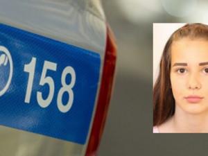 Kriminalisté pátrají po patnáctileté Simoně. Utekla z diagnostického ústavu v Praze
