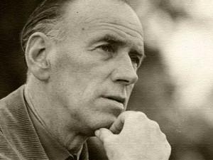 Básník František Hrubín, který bojoval s depresemi i úzkostmi, zemřel před 50 lety