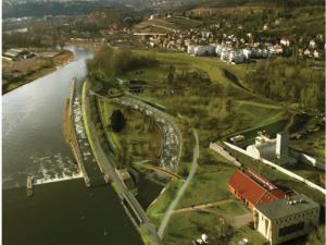 V Troji u Vltavy vznikne park vodních sportů s novou slalomovou dráhou
