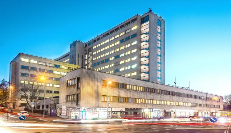 První pražský mrakodrap dostane nový kabát. Rekonstrukce Radosti bude stát přes miliardu