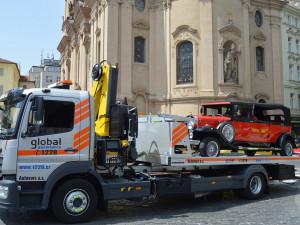 Praha mění nařízení o maximálních cenách taxislužby. Z centra tak zmizí předražené atrakce