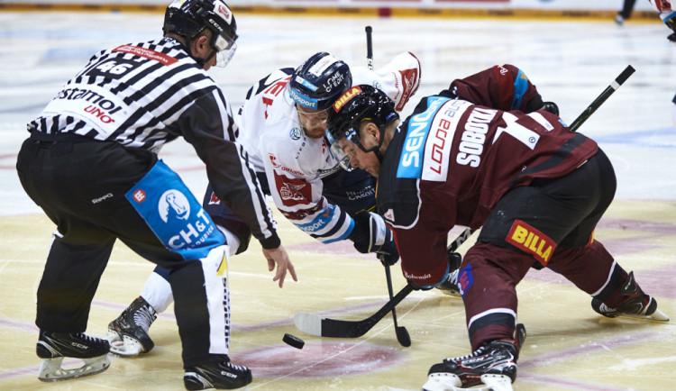 Sparta vybojovala sedmý zápas! O postupujícím do finále se rozhodne ve čtvrtek v Praze