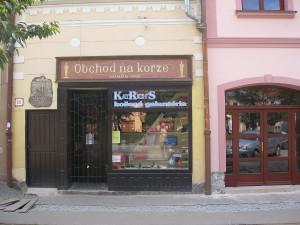 Prvním československým filmem, který získal Oscara, byl Obchod na korze