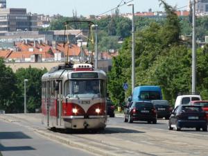 Do ulic Prahy se od června vrátí tramvaj číslo 19. Cestující sveze třeba po nové trati na Pankrác