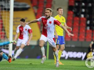 Sparta v Ďolíčku remizovala s Pardubicemi. Slavia porazila Zlín a je krok od titulu