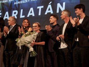 Film Šarlatán režisérky Agnieszky Hollandové získal 10 nominací na polské Orly