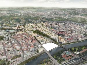 Stavbu pražské filharmonie by mohli financovat také soukromí investoři. Budova vyjde na pět miliard