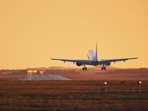 Nepřetržité vysílání z pražského letiště nabízí sledování příletů a odletů letadel