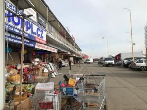 Muž, který zmizel v tržnici Sapa, nebyl obětí trestného činu. Vedení tržnice spolupracuje s policií
