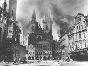Pietní místa Pražského povstání připomíná interaktivní mapa