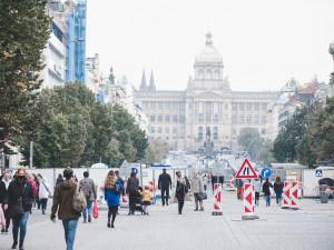 O více než 100 milionů se prodraží rekonstrukce Václavského náměstí