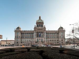 Budova Národního muzea byla otevřena před 130 lety