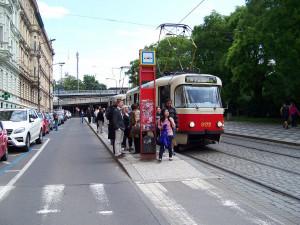 Začíná rekonstrukce tramvajové trati u hlavního nádraží. Cestující se musejí připravit na omezení