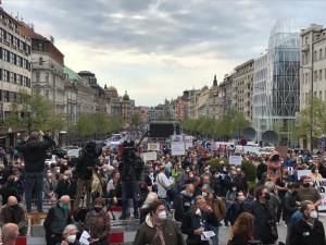 V centru Prahy dnes proběhne další protest. Bude se demonstrovat za nezávislost justice