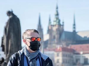 Za poslední týden přibylo v Praze 638 případů koronaviru, o 222 méně než před týdnem