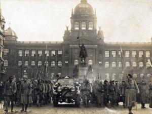 Československá obec legionářská byla založena před 100 lety