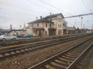 Velká proměna čeká vlakovou stanici v Radotíně. Nový vzhled získá i výpravní budova