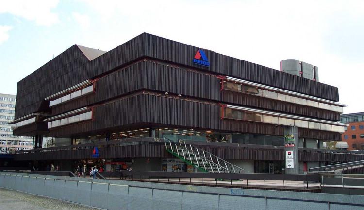 Před 40 lety byl otevřen pražský Dům bytové kultury, který patří ke klenotům brutalistní architektury